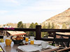 InterContinental Mzaar Hotel and Spa Mzaar Kfardebian Lebanon - View from the balcony
