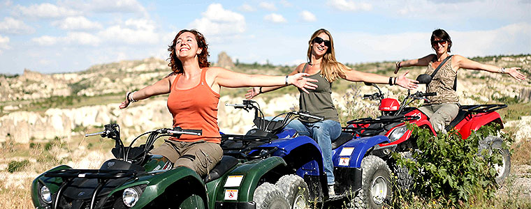 ATV adventure in Baalbek Lebanon