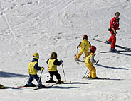Ski lessons in Faraya Mzaar