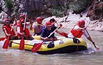 Rafting in Dog River Lebanon (Nahr El Kalb)