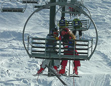 School ski holiday in Faraya Lebanon