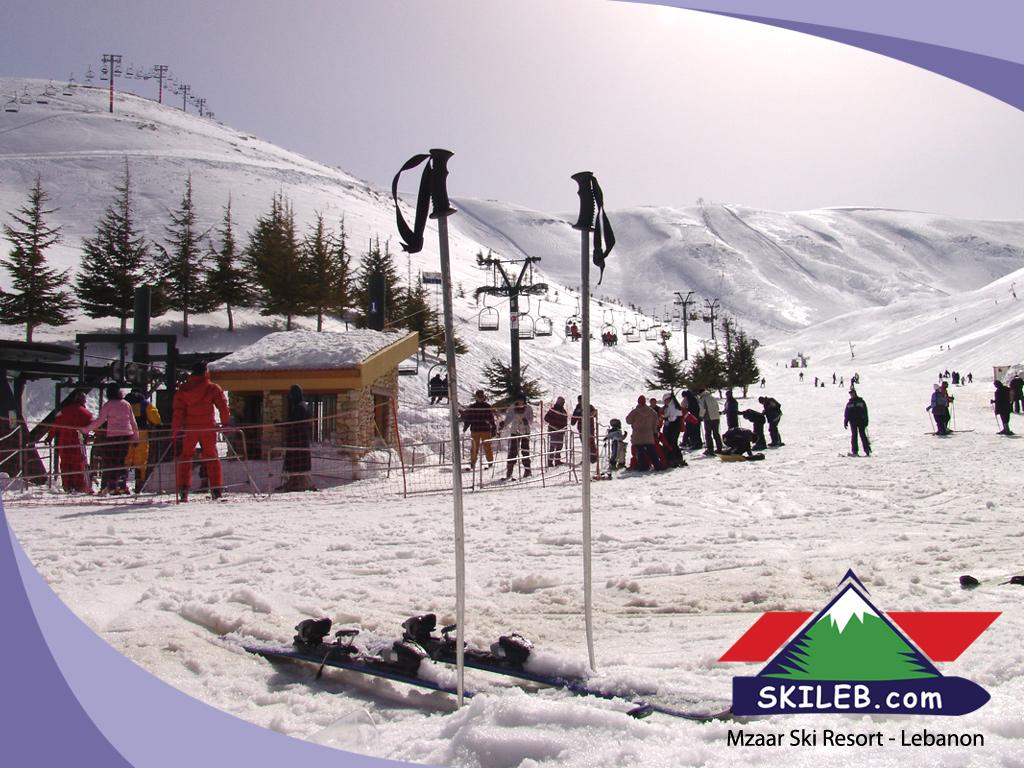 ski lebanon wallpapersskileb