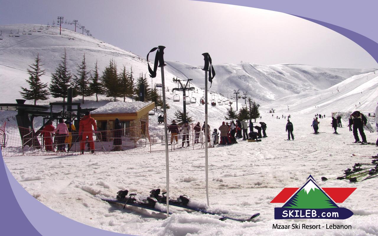 Ski Lebanon Wallpapers By SKILEB